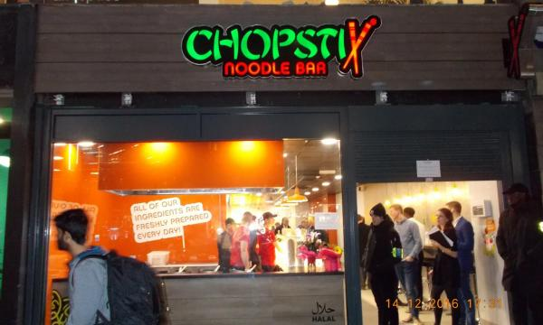 Social Media Wrap Up Of The Week Chopstix Opens On Oxford