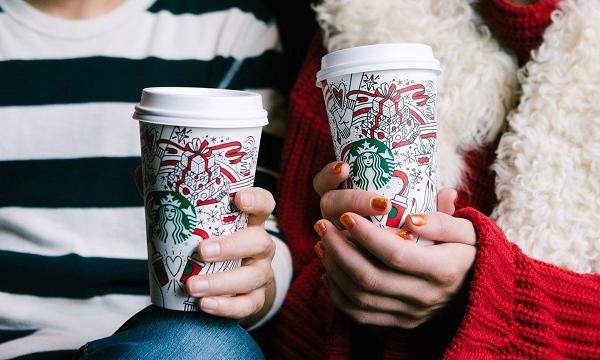Social Media Wrap Up Of The Week Starbucks Unveils