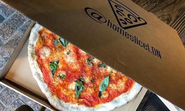 Homeslice Delivery Now Reaching New Postcodes In West London