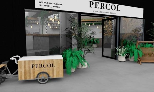 Percol Coffee To Launch Sustainable Pop Up Shop In Old