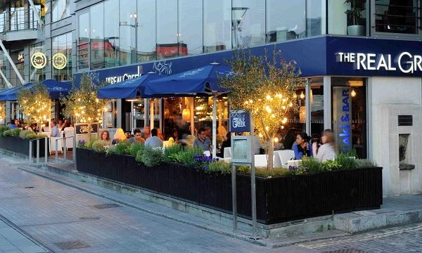 The Real Greek Launches In Cabot Circus For Bristol Debut