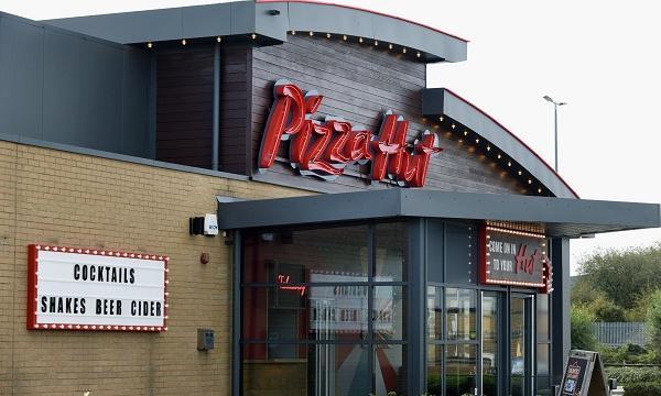Pizza Hut Restaurants Unveils Major Refurbishment At Swindon