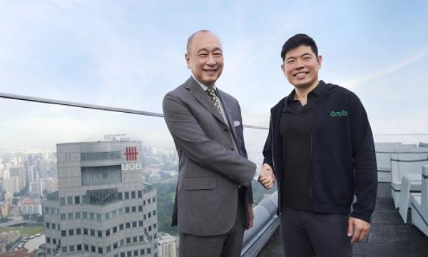Grab and UOB form digital payments service alliance