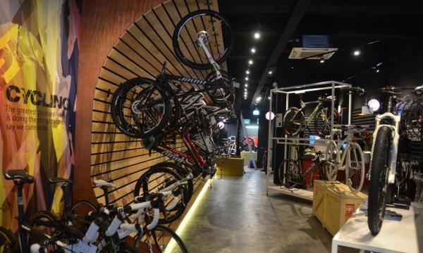 A high-end bicycle store just opened in River Valley Road | Singapore  Business Review