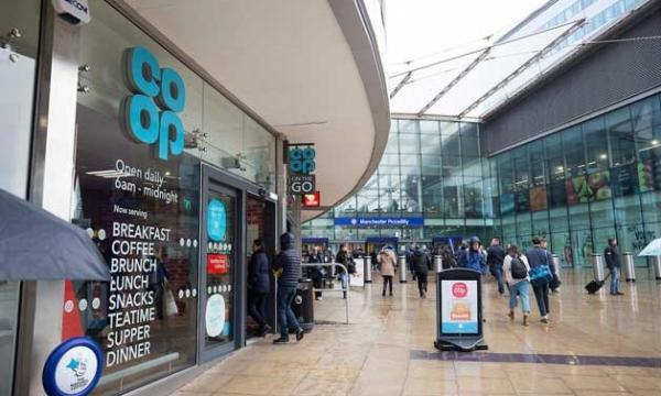 Co Op Launches New On The Go Concept Store Qsrmedia Uk