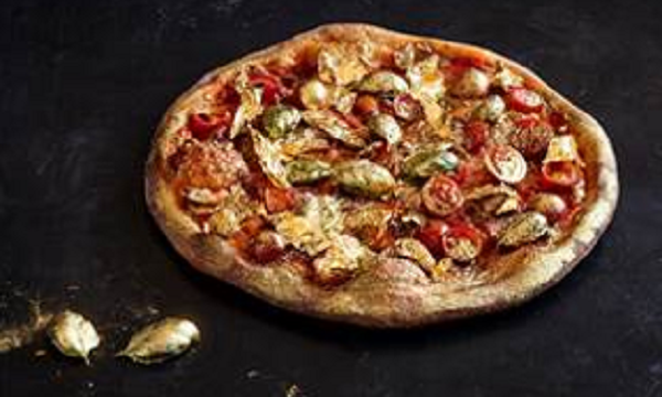 New 23ct Gold Leaf Pizza To Be Available For Takeaway In