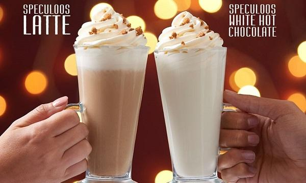 Social Media Wrap Up Krispy Kremes Latest Speculoos Drinks