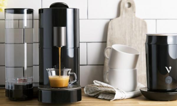 Starbucks Releases New Verismo System Coffee Machine