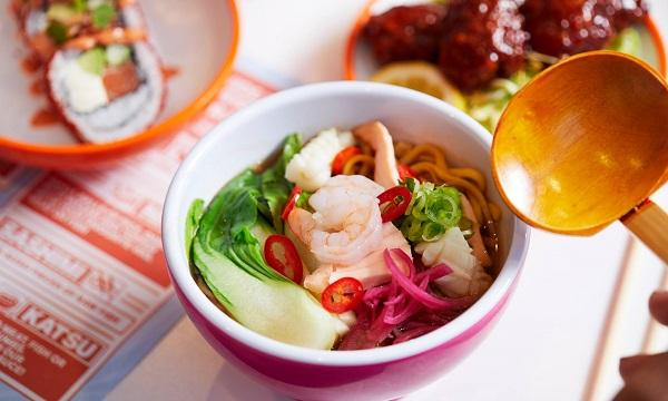 Yo Sushi Targets Grocery Retail Qsrmedia Uk