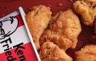"""KFC taps celebrity """"superfans"""" to come up with temporary slogan"""